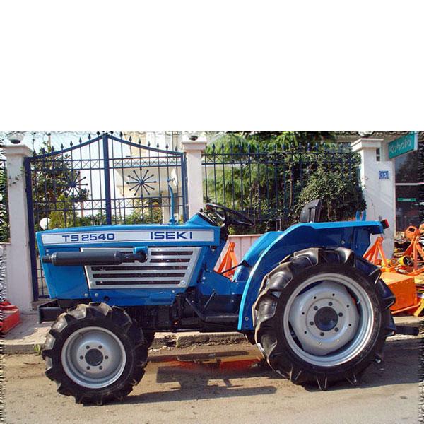 Iseki Tractor Salvage : Tractor iseki ts wd