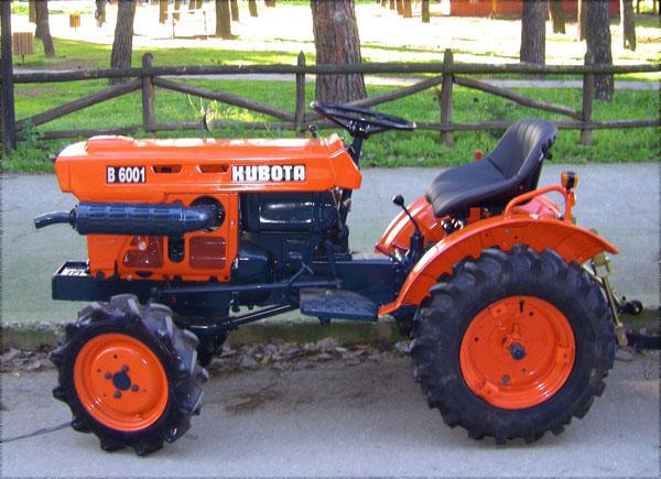 Kubota Tractor Rims : Tractor kubota b wd
